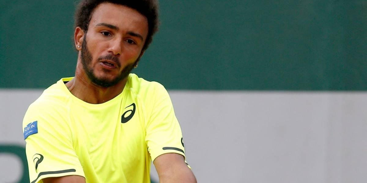 ¡Qué vergüenza! Fue echado de Roland Garros por propasarse con una periodista