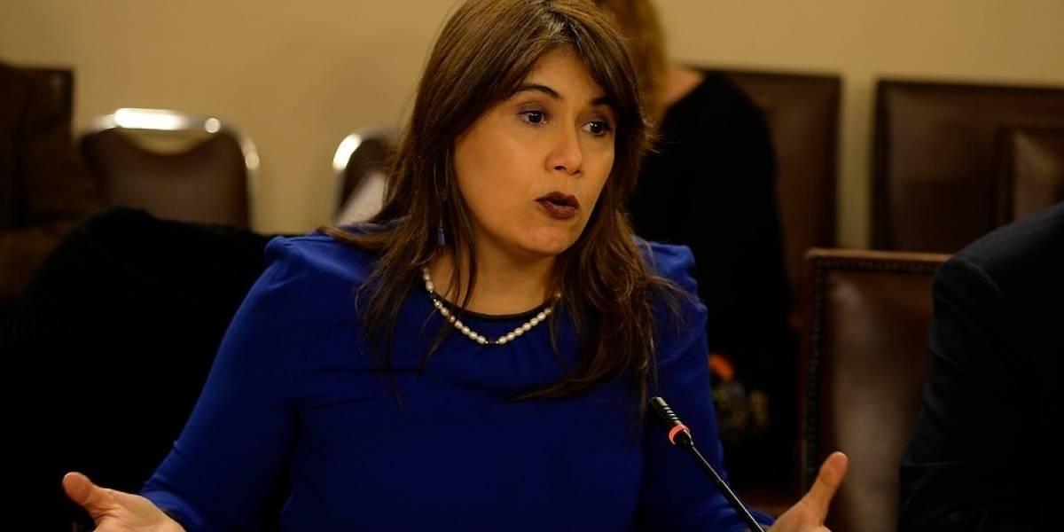 """Javiera Blanco: """"Como subsecretaria nunca recibí ningún tipo de sobresueldos"""""""