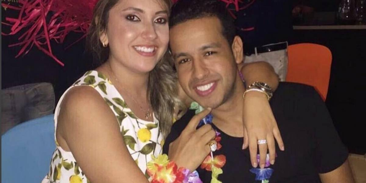 Con audio buscan culpar a esposa de Martín Elías de su accidente