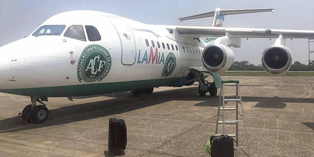 ¡Increíble! Aseguradora no cubrirá avión del Chapecoense