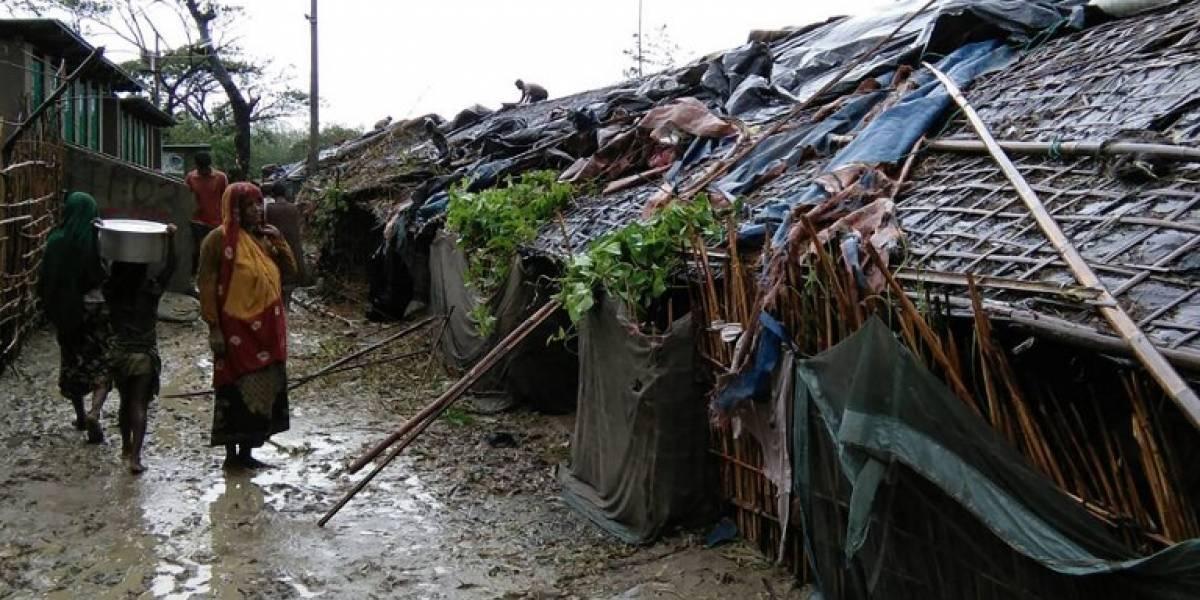 Ciclón deja 600 mil evacuados en Bangladesh