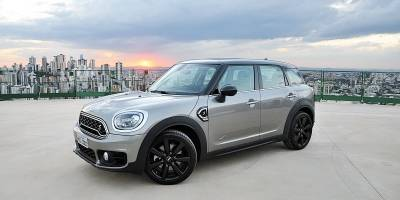 Nova geração do Mini Countryman All4 chega com novo visual