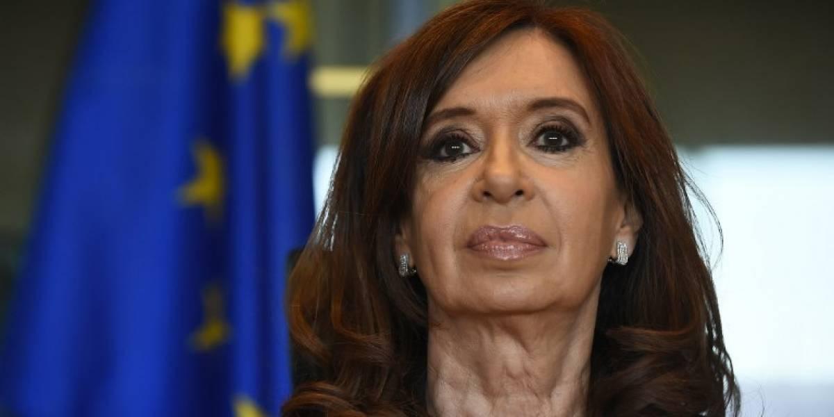 Piden indagatoria a expresidenta Cristina Kirchner por supuesto lavado