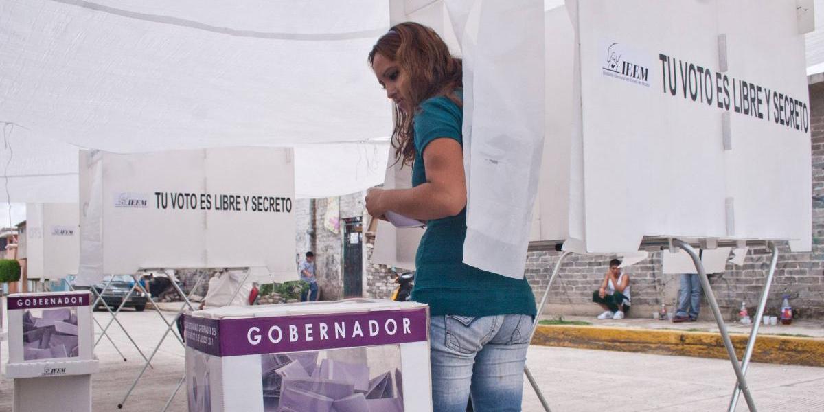 ¿Qué se elige en el Estado de México?