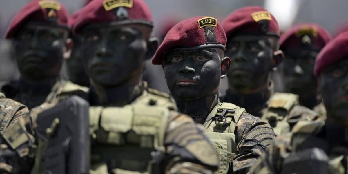 Ejército acepta que hay pandilleros en sus filas