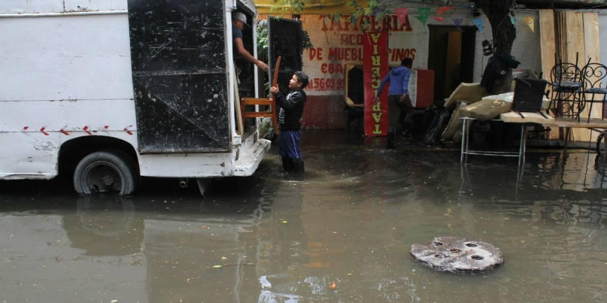 Gobierno de la CDMX apoyará a personas afectadas por lluvias