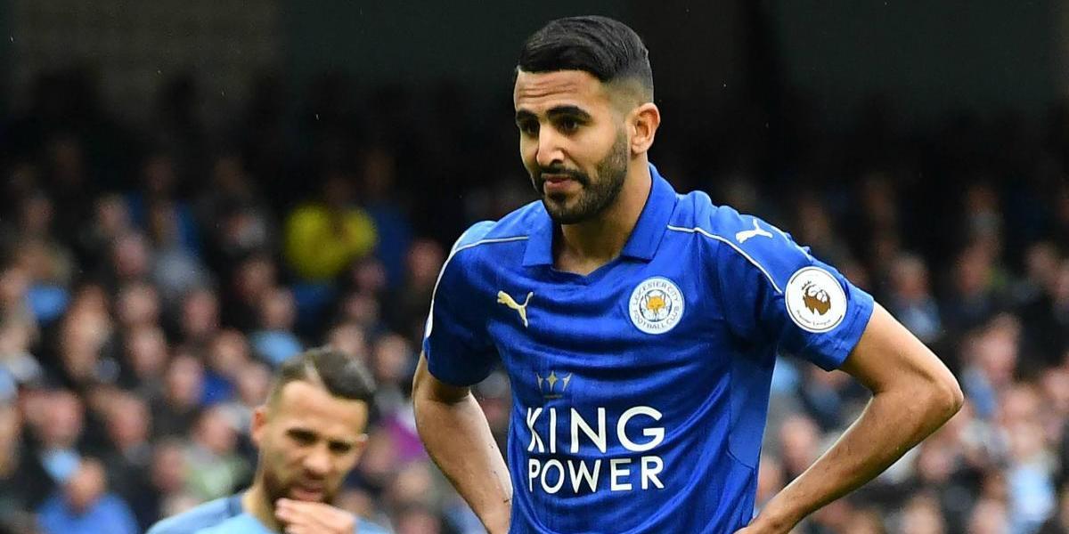 El ruego público de Riyad Mahrez por salir del Leicester City