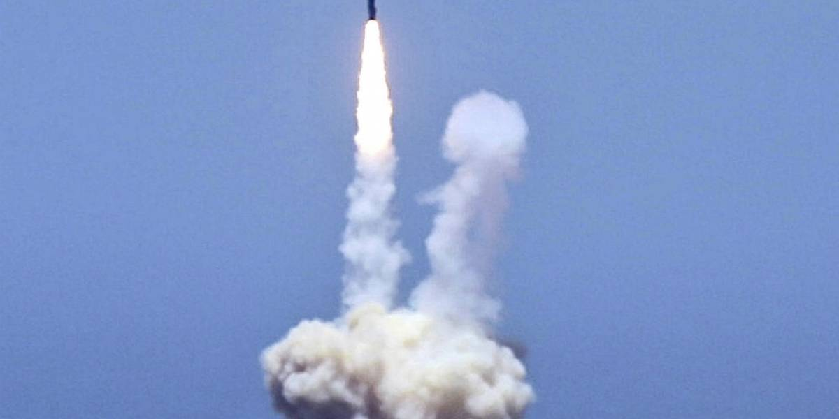 EU lanza con éxito prueba para intercepción de misil