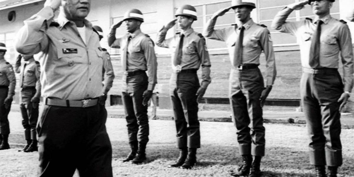 Muere el ex dictador panameño Manuel Antonio Noriega a los 83 años