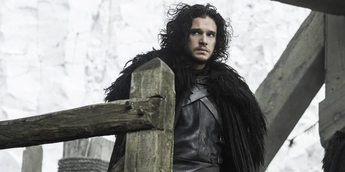 """La perfección de Jon Snow: Estas son las burlas que recibe Kit Harington en el set de """"Game of Thrones"""""""