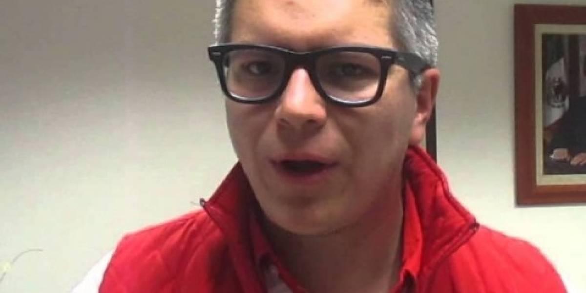 Acusan a secretario del PRI de recibir dinero de César Duarte