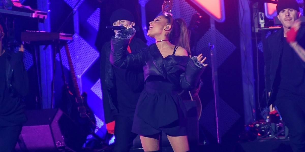 Alta seguridad y estruendosas fanáticas marcaron el show de Ariana Grande