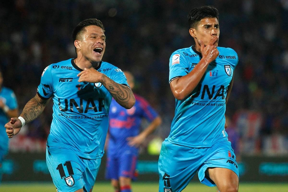 Rafael Caroca terminó contrato con Iquique y negocia como jugador libre / imagen: Photosport