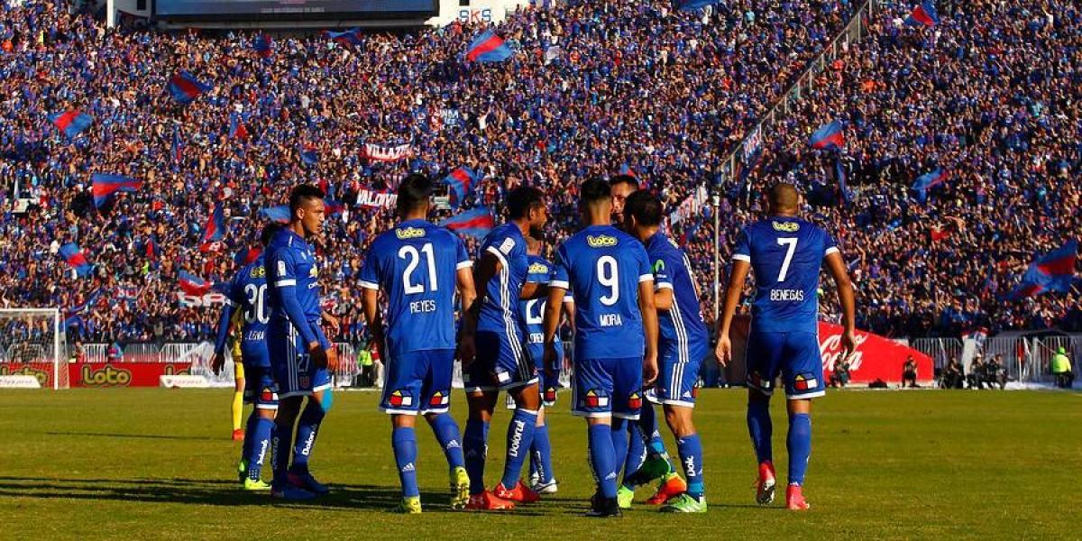 Teñido de azul: el equipo ideal del Clausura elegido por los lectores de El Gráfico Chile