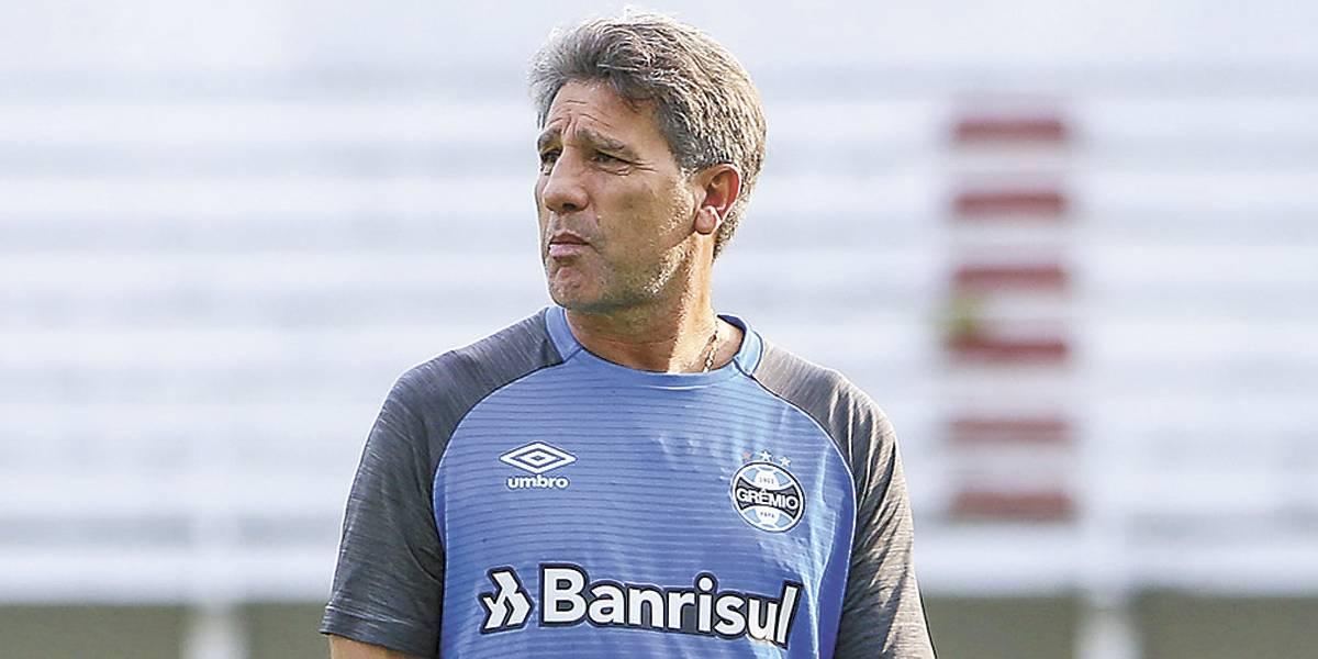 Renato Gaúcho admite uso de espião no Grêmio antes da final da Libertadores