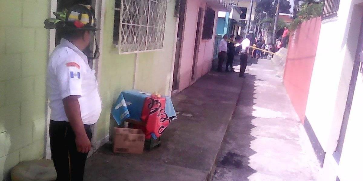 Intentan linchar a supuestas asesinas de repartidor de agua en zona 5 de Mixco