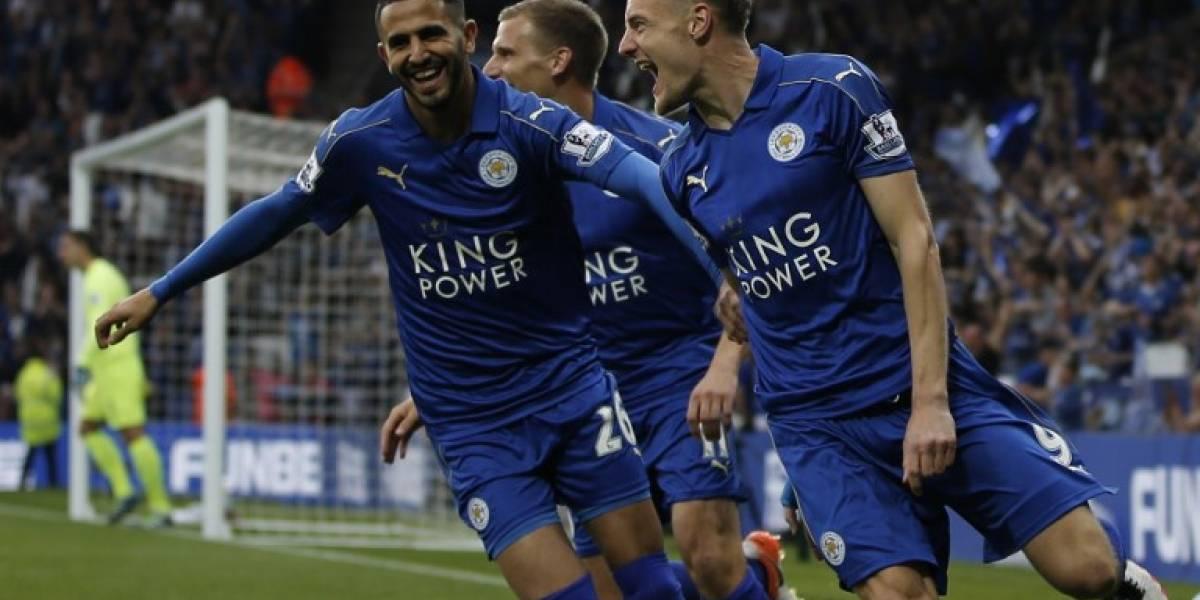 Héroe del Leicester City pide que lo dejen salir del club