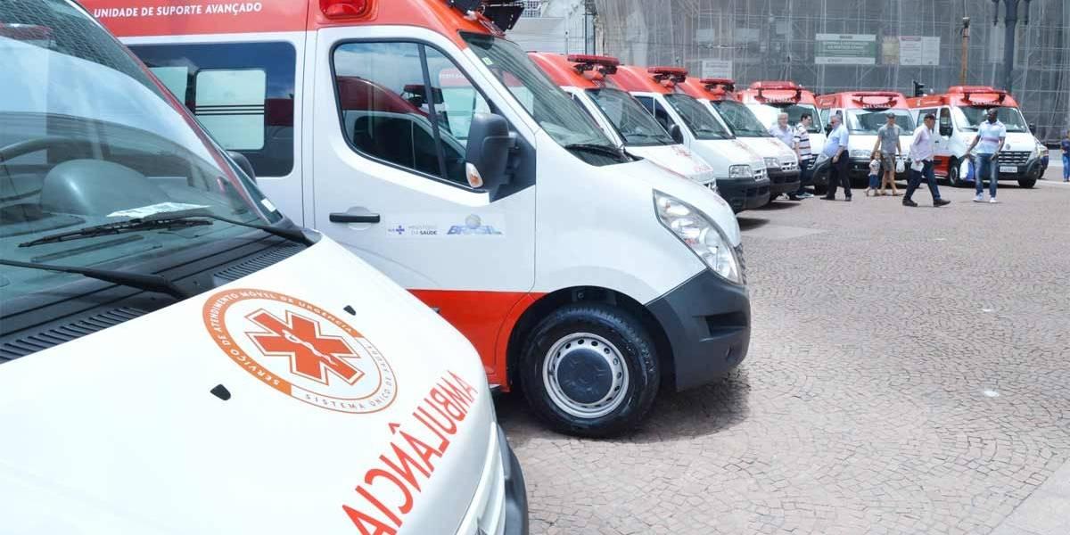 Prefeitura de São Paulo promete colocar em uso ambulâncias fora de operação