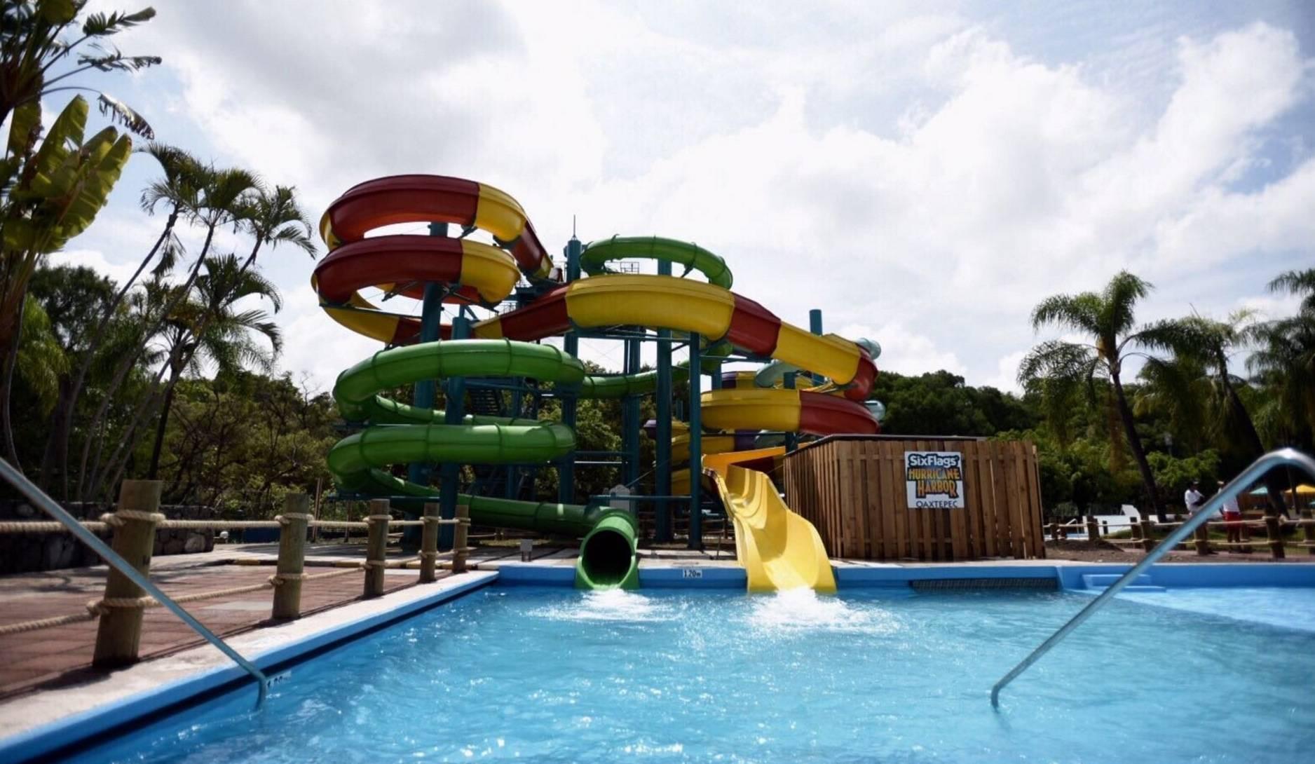 Nuevo parque acuático en Oaxtepec generará 500 mdp para el IMSS