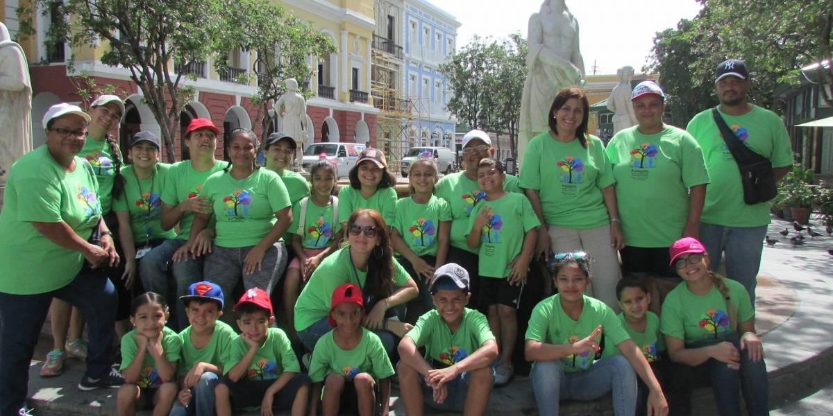Padres de residencial en San Juan proponen actividades de integración familiar