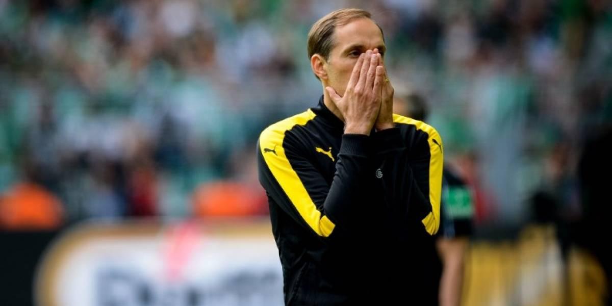 El Borussia Dortmund despide a su entrenador