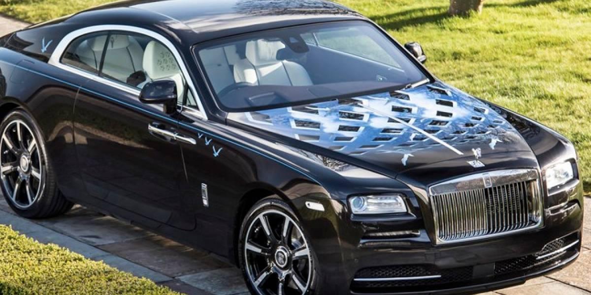 """Mira el homenaje de Rolls Royce a The Who y """"Tommy"""""""
