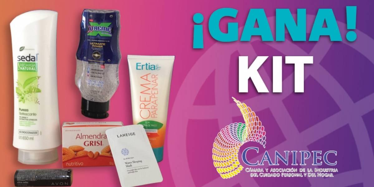 ¡Gana! kit para cuidarte