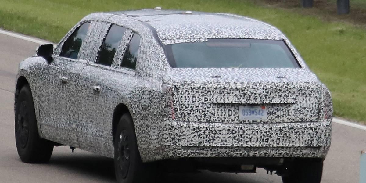 """Cadillac trabaja en el """"auto más seguro del mundo"""" para Trump"""