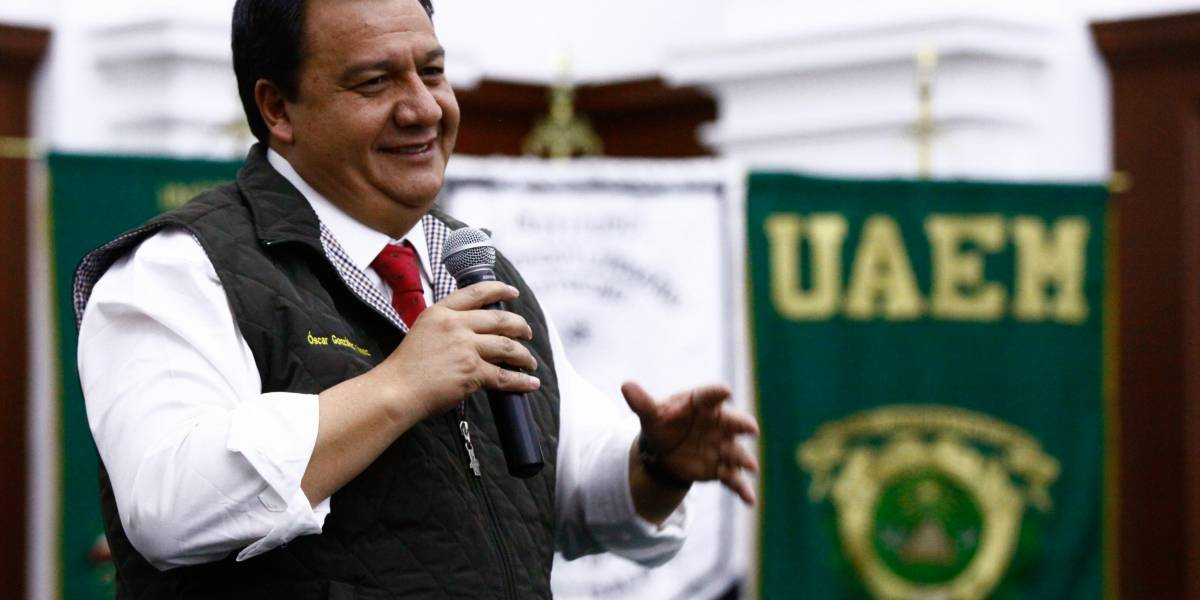 González Yáñez criticó a AMLO y Delfina previo a declinar a su favor