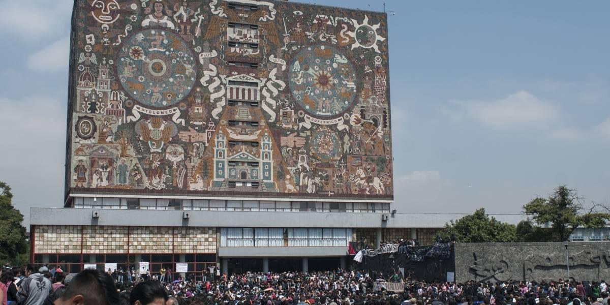 UNAM no reporta pérdidas de patrimonio bibliográfico por lluvias