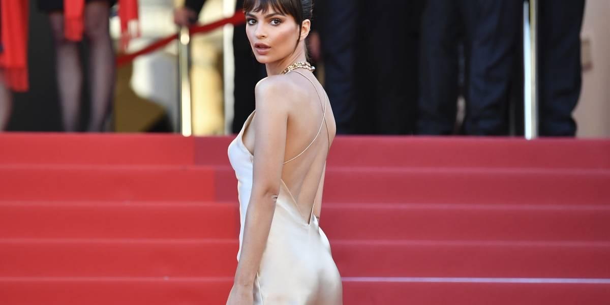 Emily Ratajkowski se desnuda para nueva película y filtran las primeras fotos