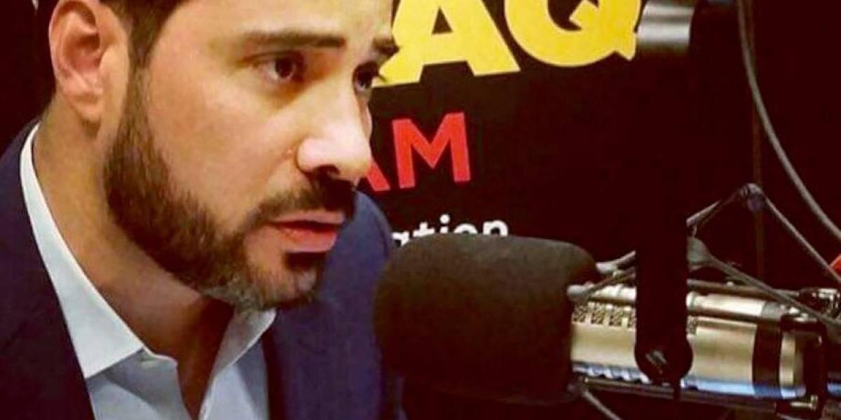 """Ángel Rosa: """"El gobernador falta a la verdad"""""""