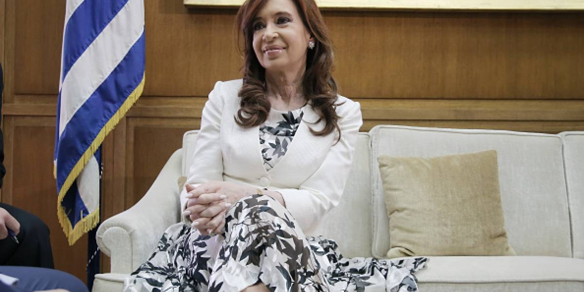 Juez pide autorización para detener a Cristina Fernández