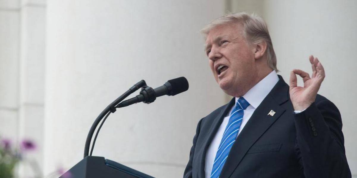 Donald Trump retirará a EEUU del Acuerdo de París sobre el cambio climático