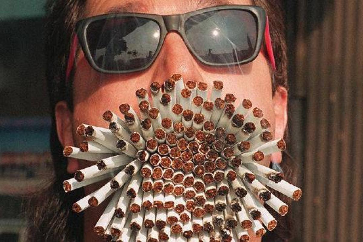 Como dejar fumar con la ayuda es sabio