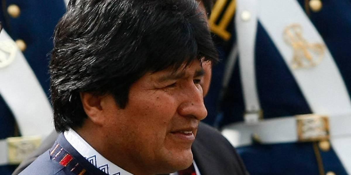 """""""¿Qué está pasando?"""": Evo Morales ironiza en Twitter con renuncia de jueza ad hoc chilena en La Haya"""