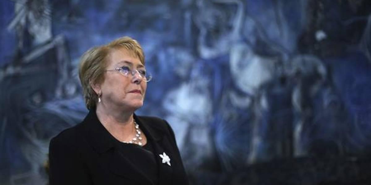 """Bachelet se sincera y cuenta qué hará cuando deje La Moneda: """"Creo que me quedaré en la retaguardia"""""""