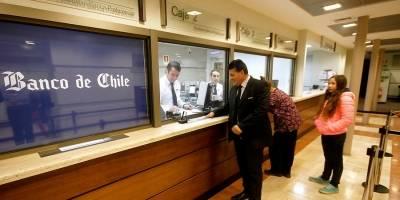 Beneficios de la banca chilena crecen un 1981 en enero-abril