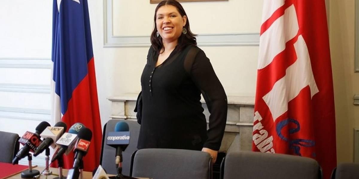 Bárbara Figueroa gana las elecciones de la CUT