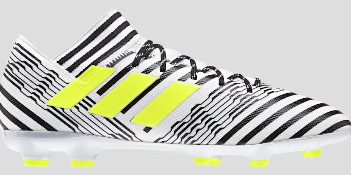 Los nuevos zapatos de Lionel Messi