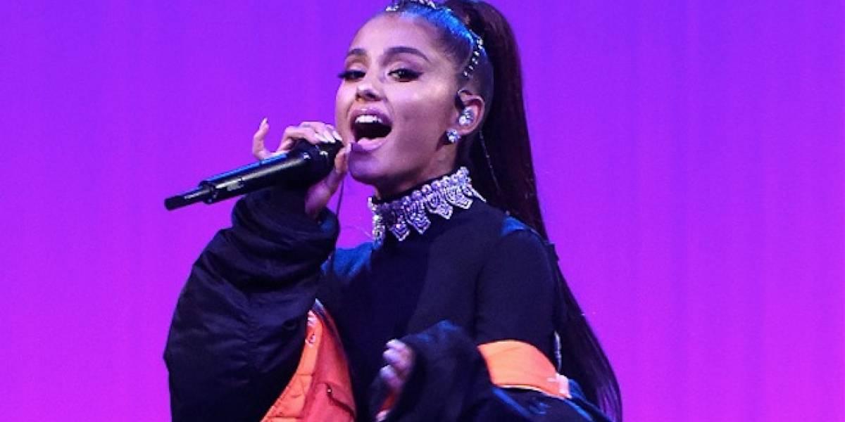 Ariana Grande habla sobre tiroteo de Las Vegas