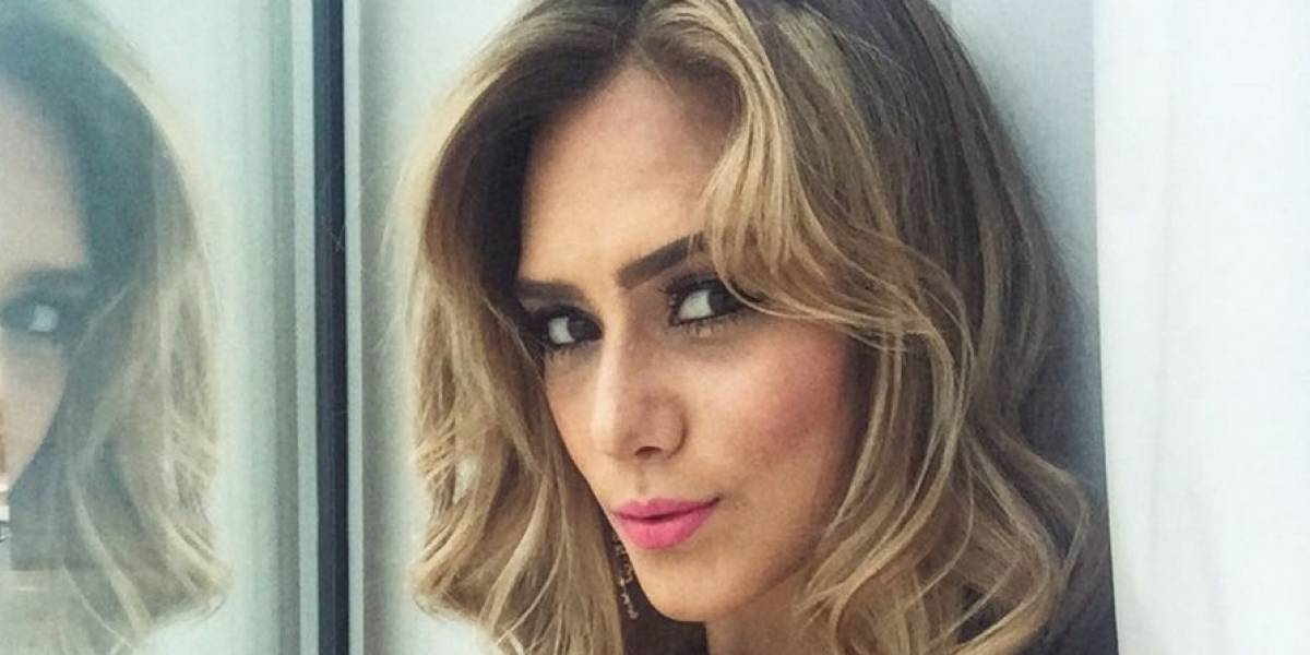 Susy Mora también será presentadora del reality 'Soldados'