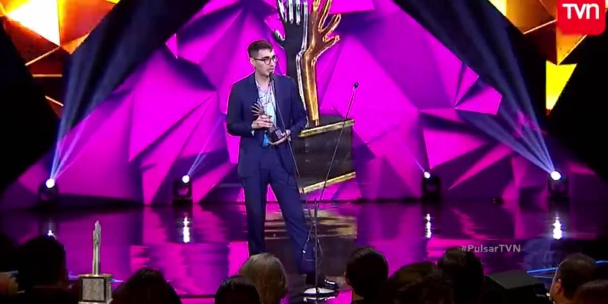 Alex Anwandter arrasa en los Premios Pulsar