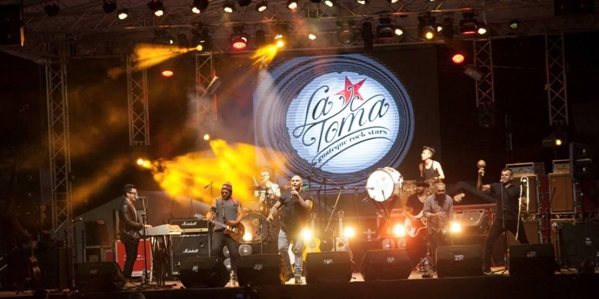 La Toma presentará su nuevo álbum con concierto en Bogotá