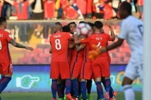 Amistosos, Confederaciones y Clasificatorias: todos los partidos que le restan a Chile en 2017