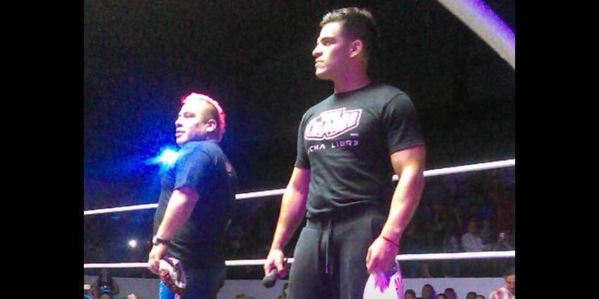 La Máscara y Máximo reaparecen en la lucha libre tras ser despedidos por el CMLL