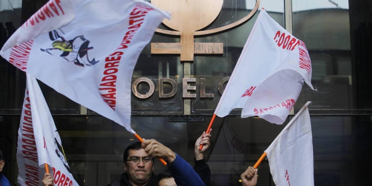 Trabajadores contratistas de Codelco no descartan movilizaciones