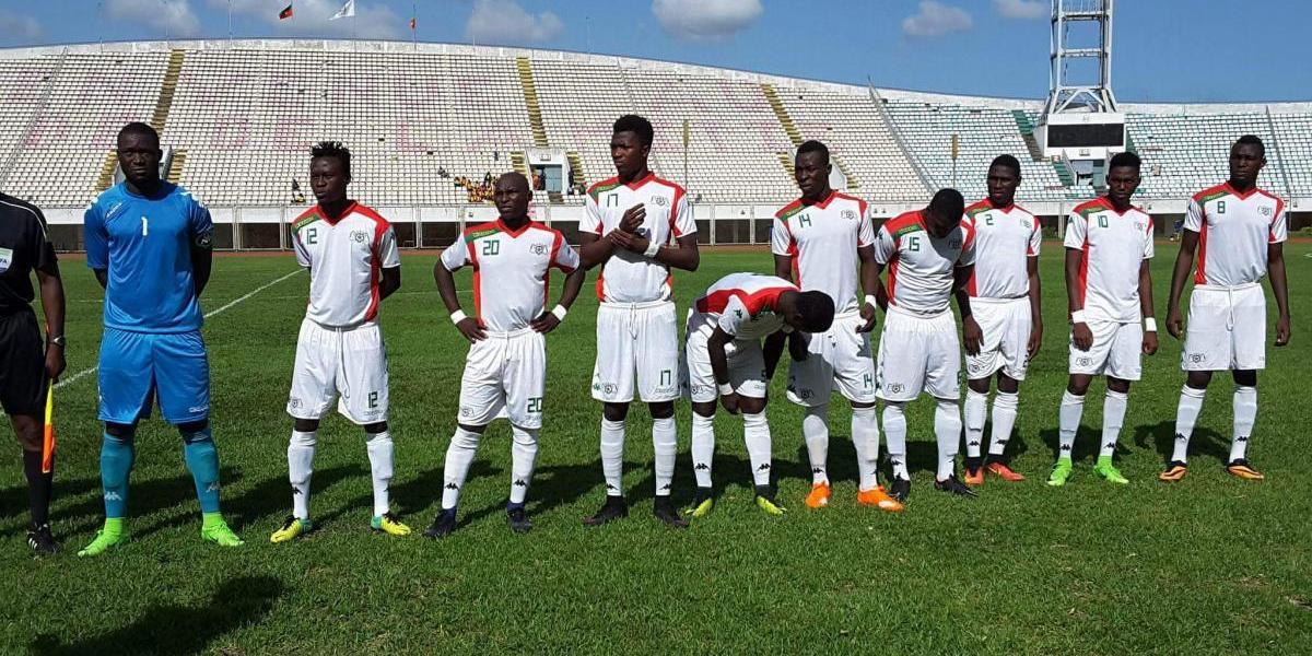 """La sinceridad de la selección de Burkina Faso: """"No todos los que vinieron son profesionales"""""""
