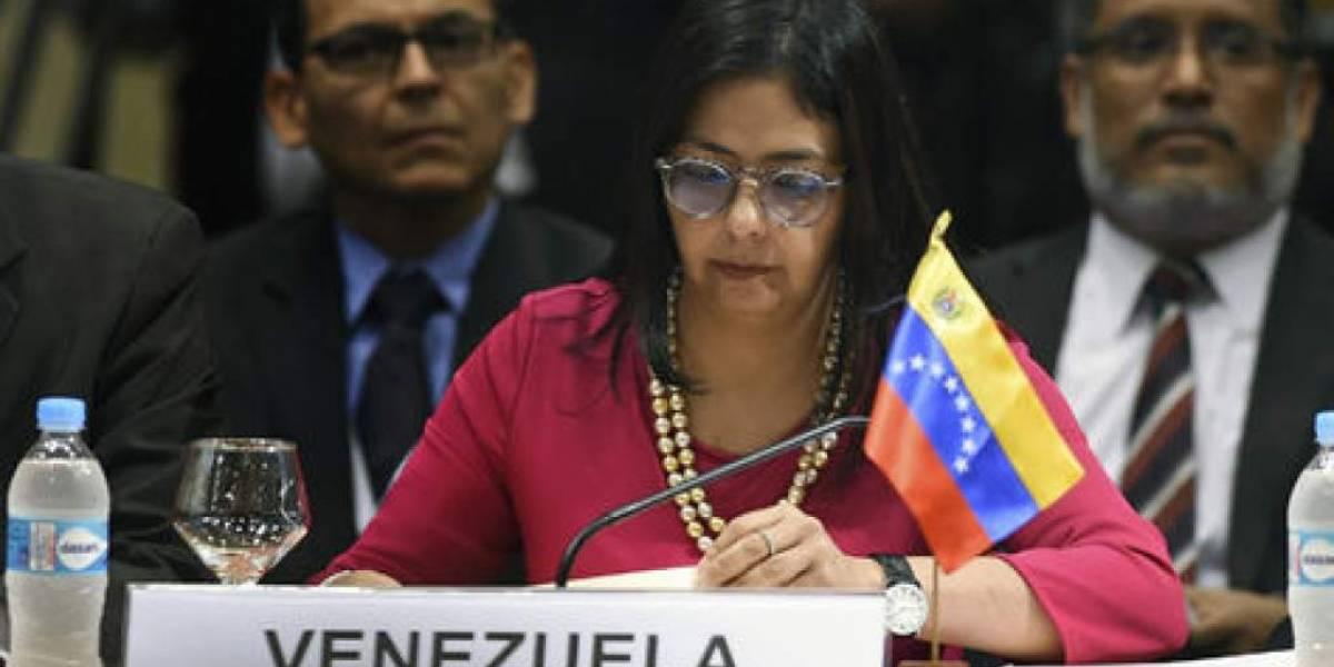Venezuela da la sorpresa y se acredita para la reunión de OEA sobre su crisis