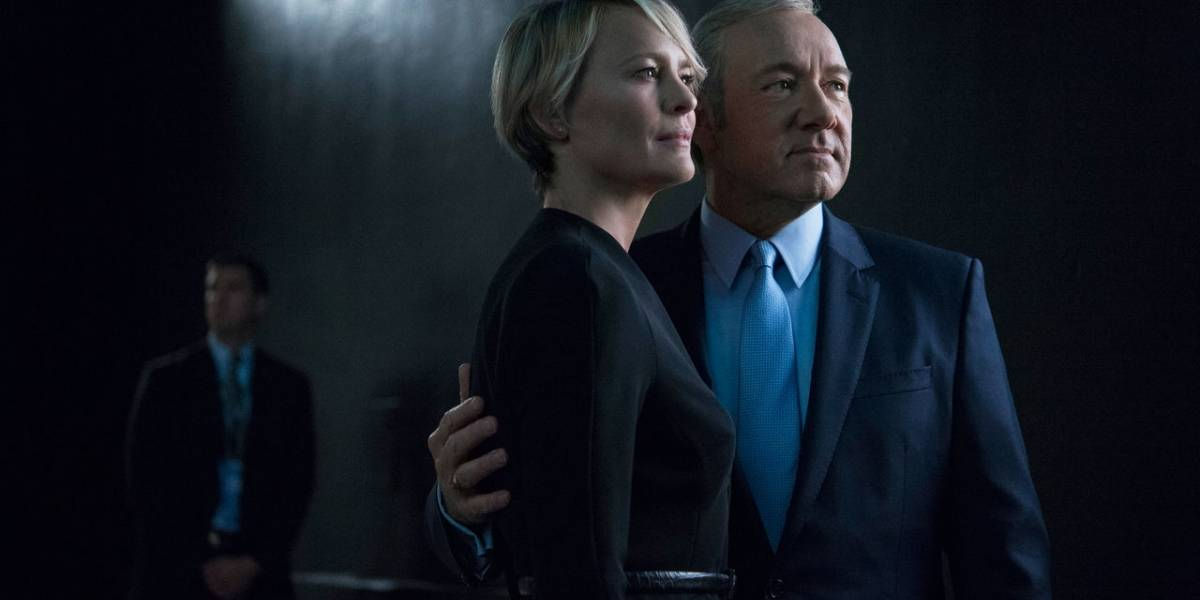 "Frank y Claire Underwood de ""House of Cards"" comparten su lista de canciones en Spotify"